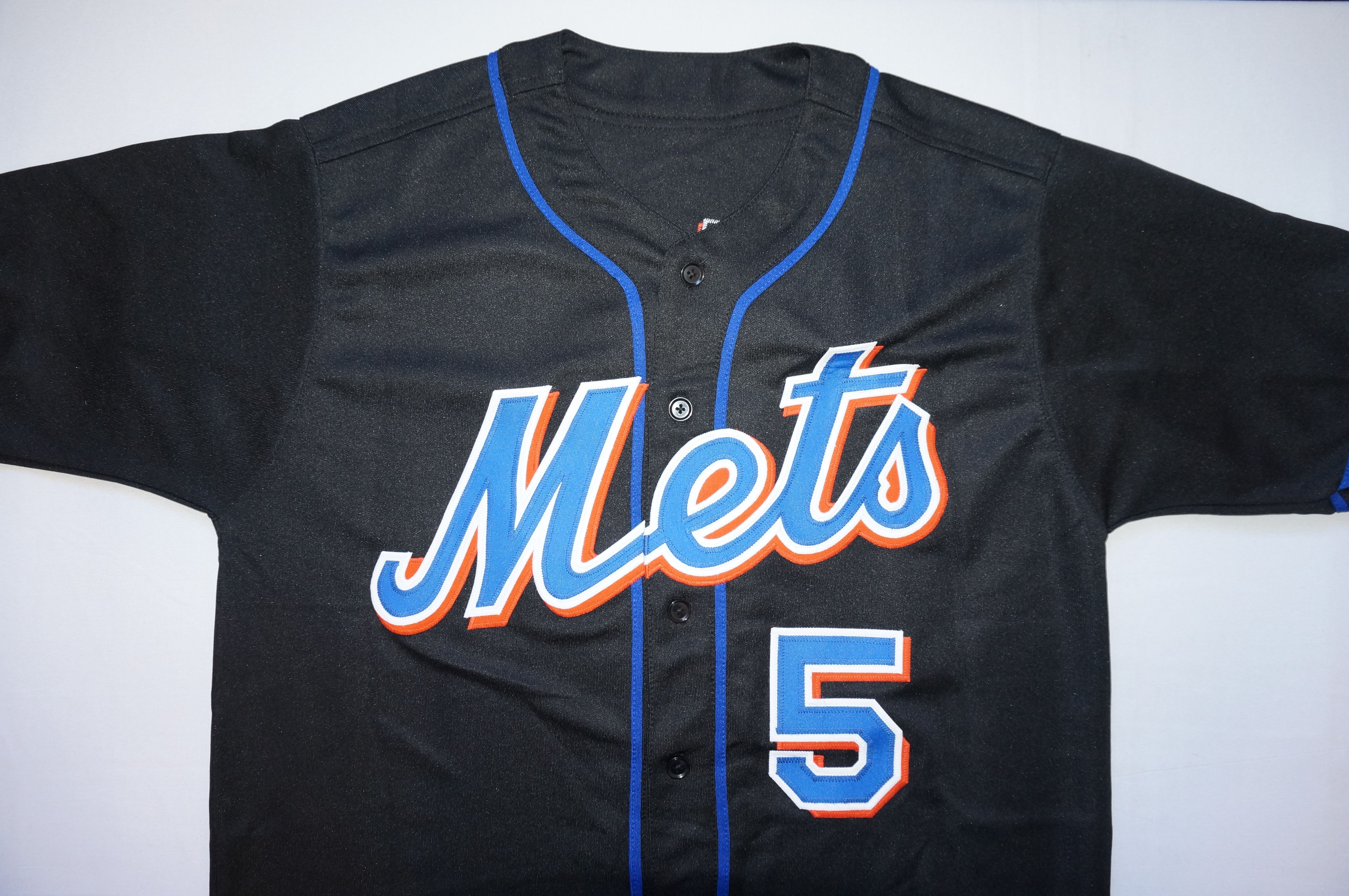 Lot detail david wright signed new york mets jersey for David wright signature